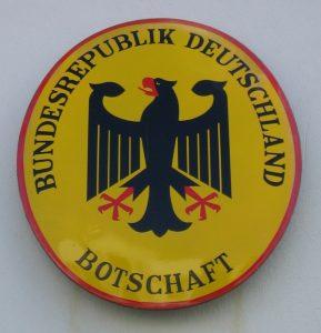 سفارتخانه آلمان